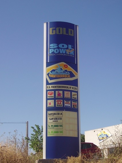 Gasolineras Solpower Plus