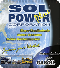 SOL POWER Plus Fuel
