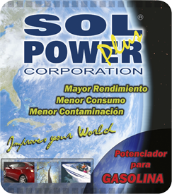 SOL POWER Plus Petrol